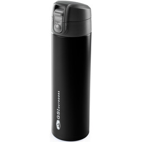 GSI Microlite 500 Flip Bottle, black